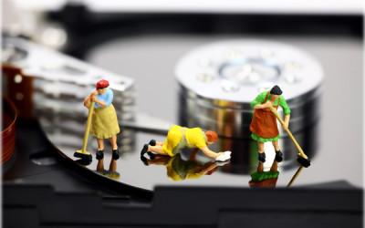 Preventivni pregled in čiščenje strojne opreme
